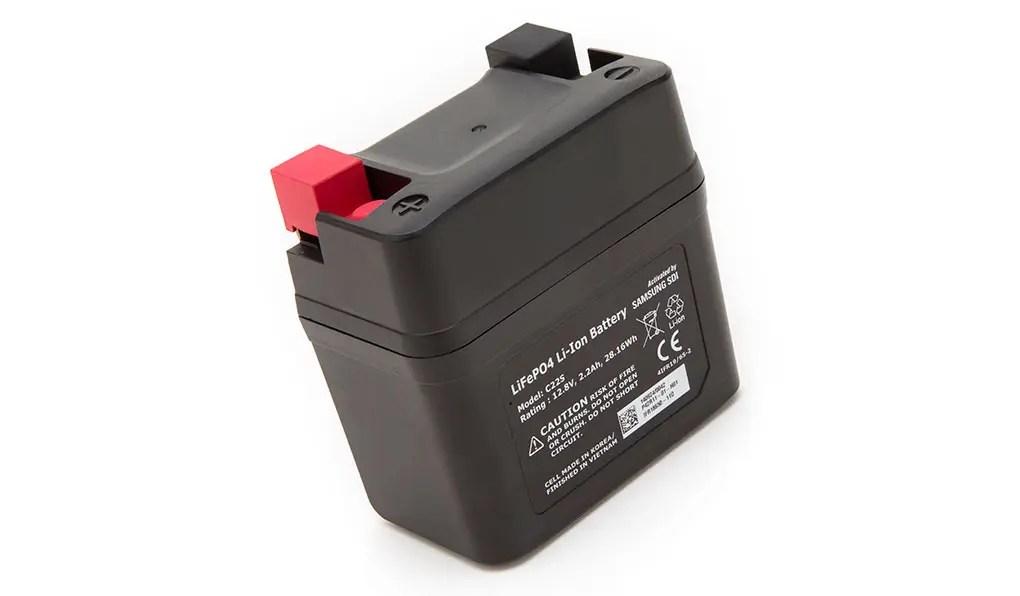 batterie 450SX-F