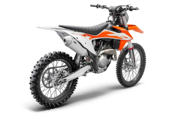 KTM 250 SX-F 2020 - Moto cross avec Pole Position 77