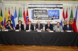 foto de la presentación oficial del 33° Rally Argentina 2013 [640x480]