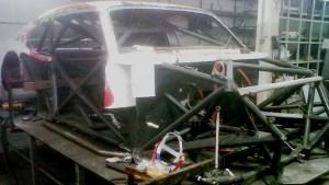 Chevrolet Alaux - Dole Racing3