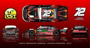 Diseño Dodge Serrano