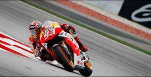 marquez pole position