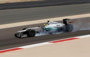 Motorsports: FIA Formula One World Championship 2012, Grand Prix of Bahrain
