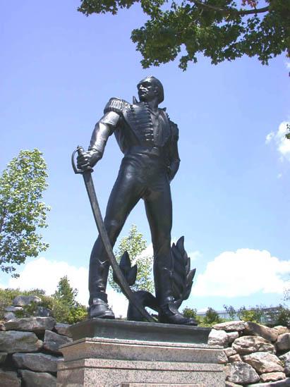 Pulaski Monuments