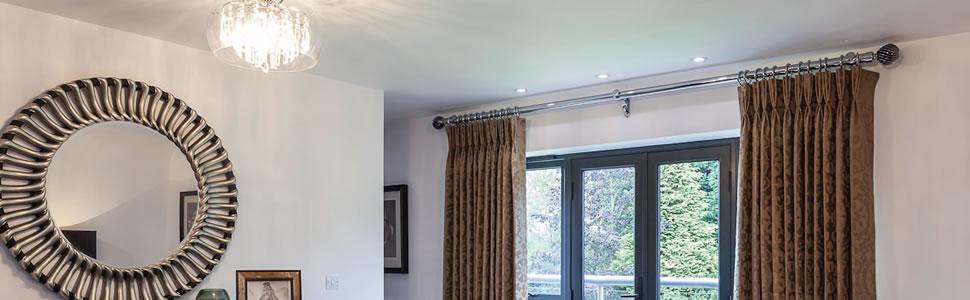 curtain poles uk curtain tracks rails