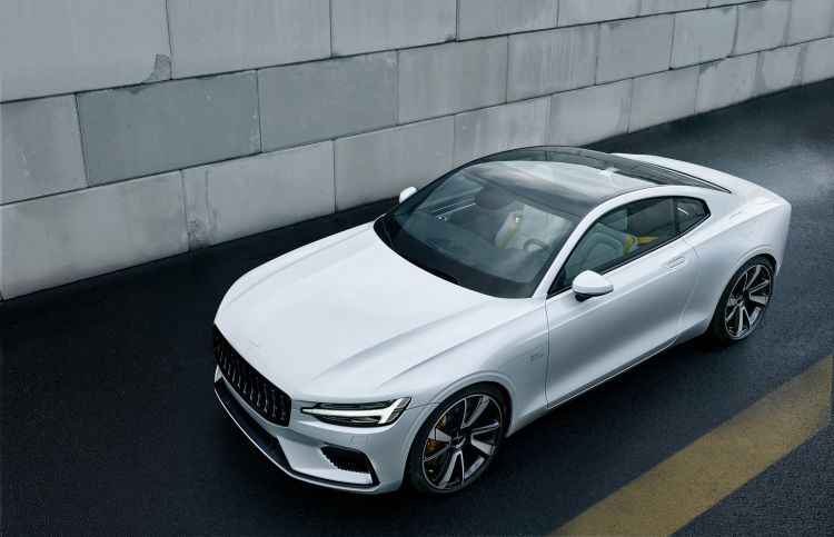 Image result for polestar 1 and 2