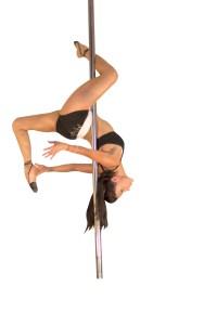 Inside leg hang leg variation