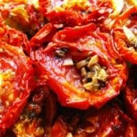 Сушени мариновани домати