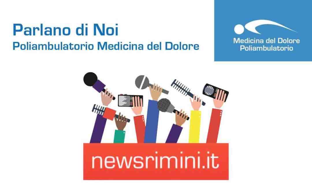 Uno speciale di Newsrimini sul Poliambulatorio di Medicina del Dolore