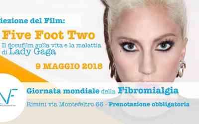 Giornata Mondiale della Fibromialgia: visione del film Five Foot Two