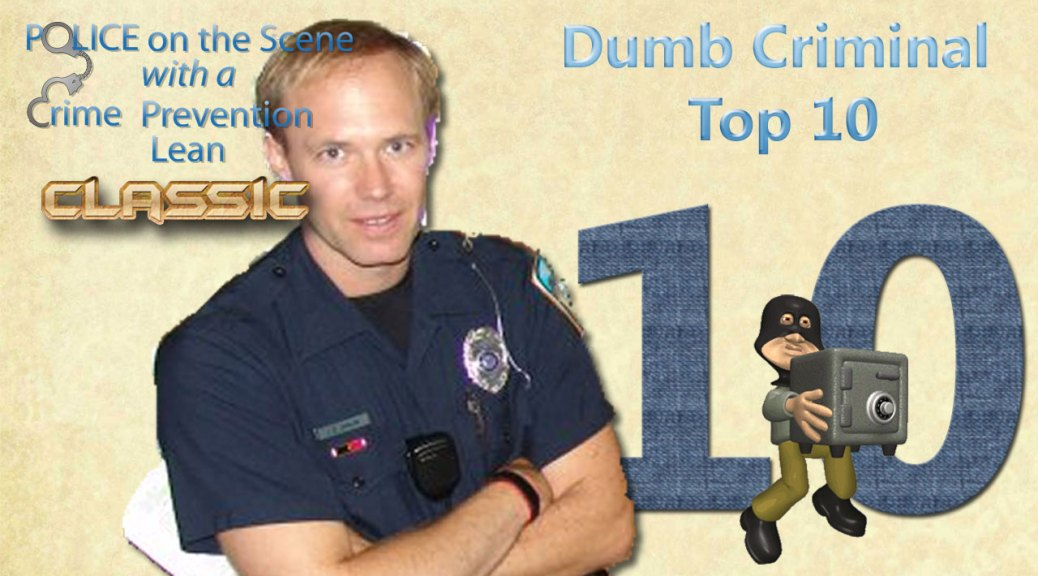 Dumb Criminal Top 10