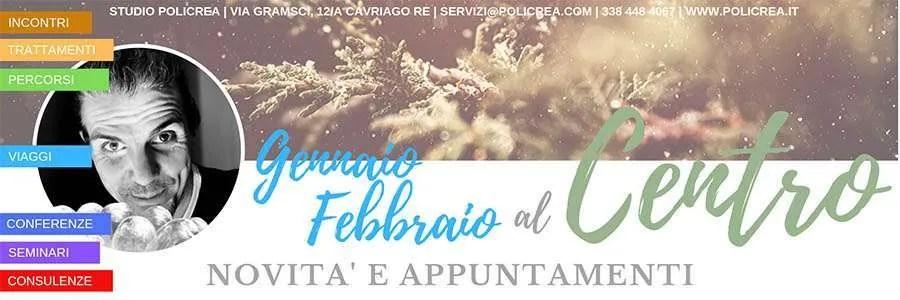 Incontri & Novità Promozioni Gennaio Febbraio 2020