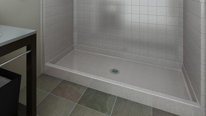 shower pan leaks can cause significant