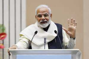 Prime Minister Narendra Modi released the guidelines for the Jal Jeevan Mission