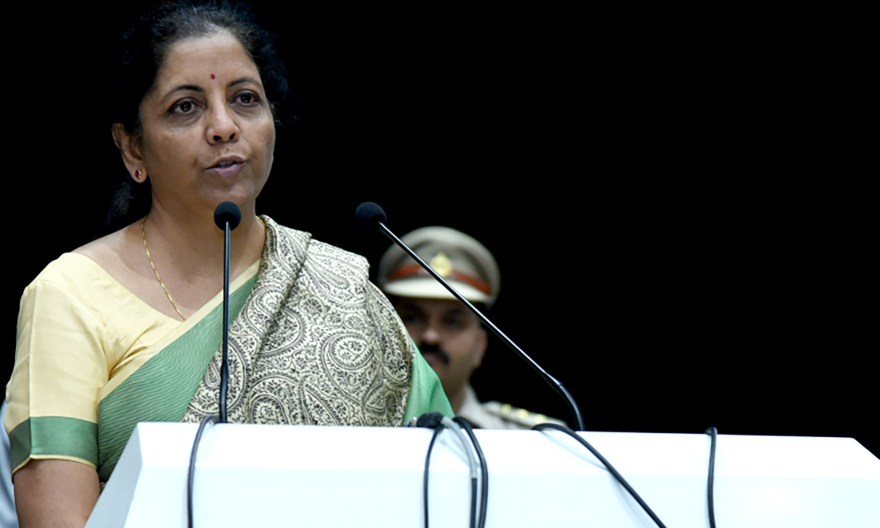 FM Nirmala Sitharaman may agree with states on GST rate hike.