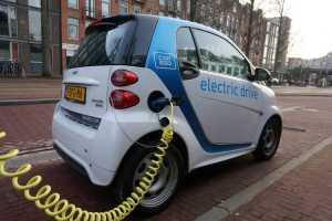 electric car revolution