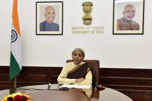 India budget 2021 by nirmala sitharaman