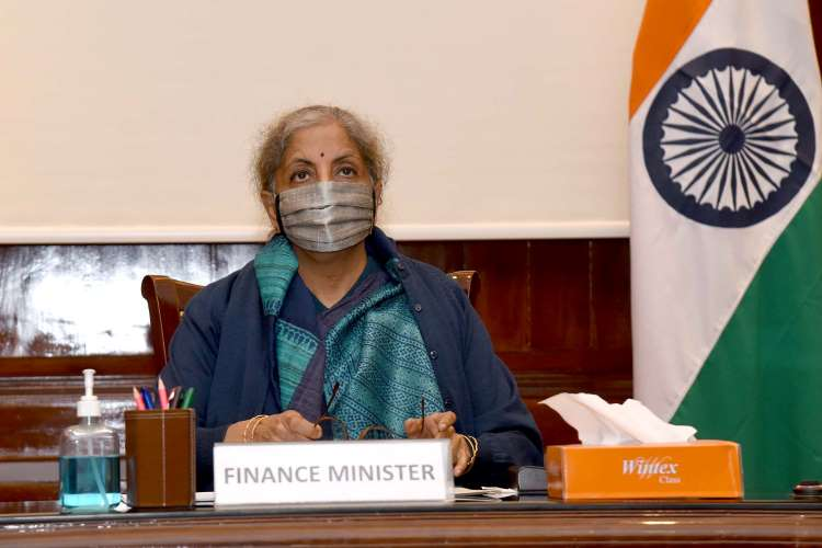 nirmala sitharaman budget 2021