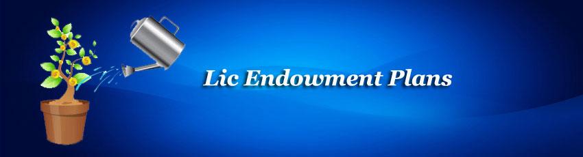 Lic Endowment Plans Image