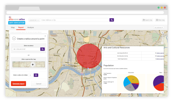 Customized GIS Mapping Tools PolicyMap - Mapping tools