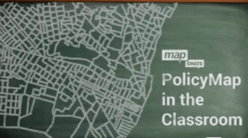 Mapchats Webinar: PolicyMap in the Classroom: UC Berkeley and Thomas Jefferson University
