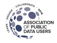 What's New in Public Data: Highlights from the 2016 APDU Conference