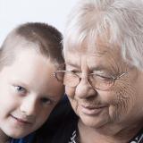 Grandparent Caregiving Data on PolicyMap
