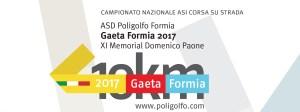 Gaeta-Formia 2017 - Gara podistica @ Gaeta- Formia