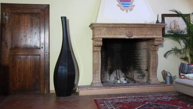 Vaso scultura di design by Poligoni Design