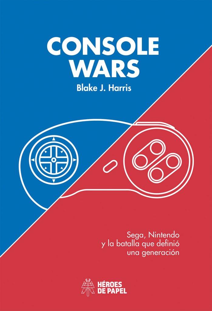 Portada de Console wars