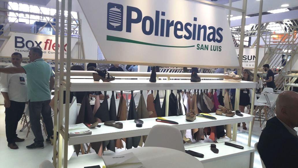 Poliresinas presente en la FIMEC 2018