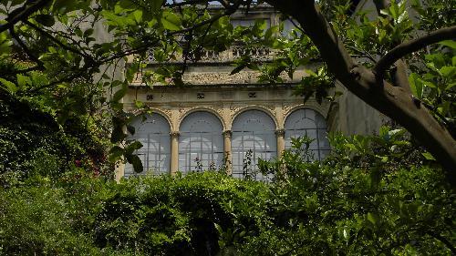 Palazzo Della Ratta (particolare Loggia nel verde) di Alice Guido