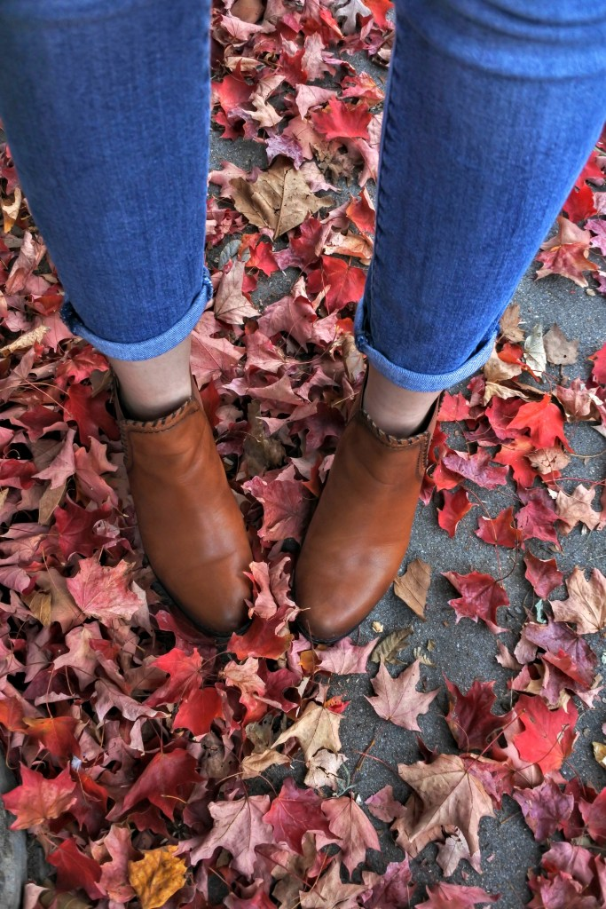 boots-in-leaves
