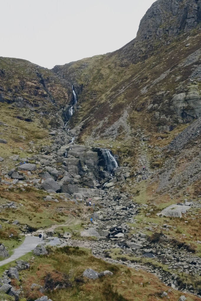 Mahon Falls in the Comeragh mountains, Ireland