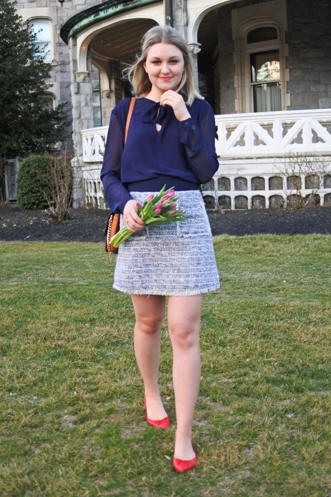Perfect outfit for spring