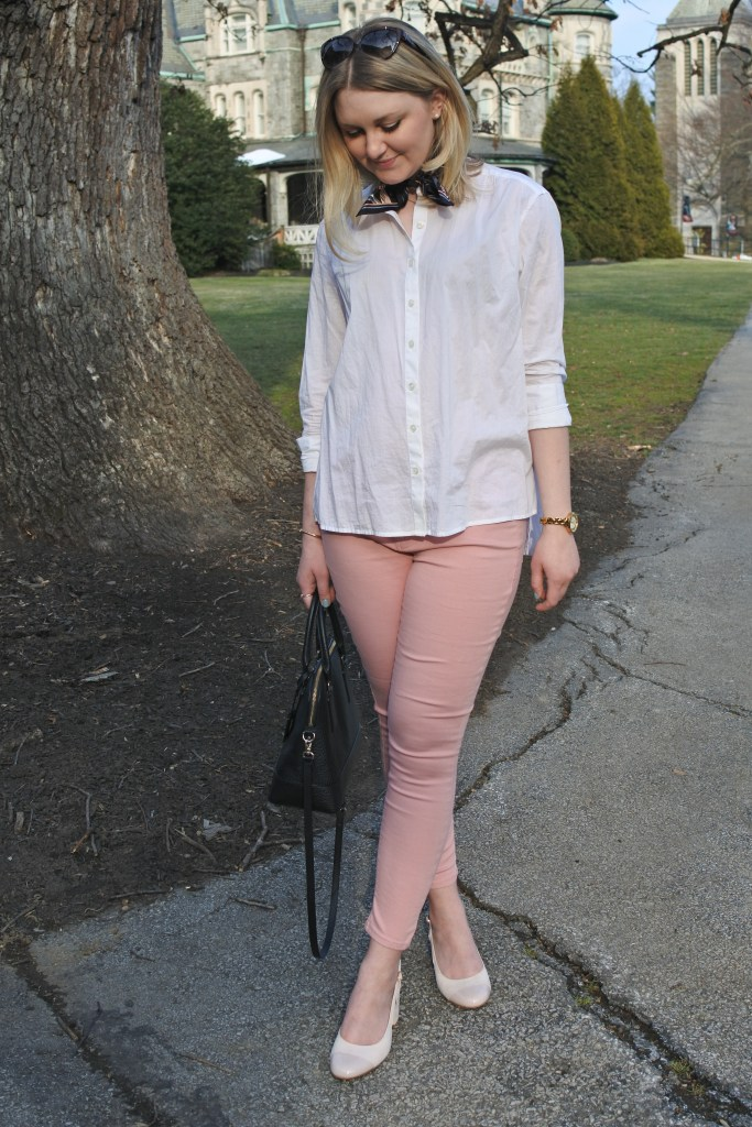 pretty pink jeans - Polished & Pink