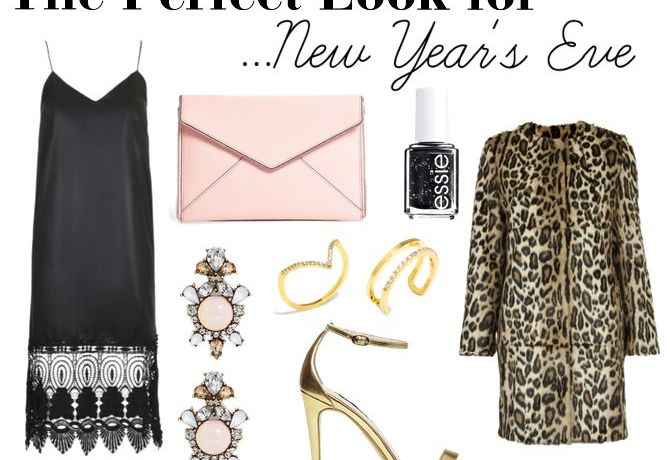 The Perfect Look for New Year's Eve