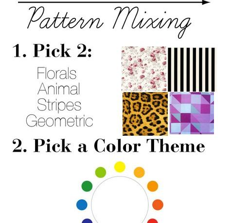 How to Master Pattern Mixing