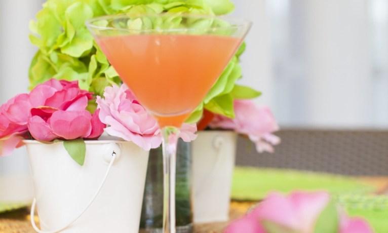 St. Patrick's Day Drink: Grapefruit Sparkler
