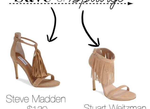 Save or Splurge?