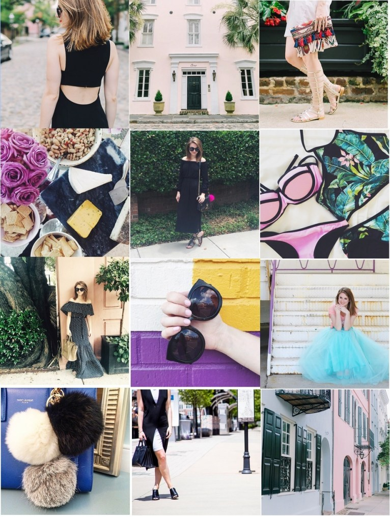 Fashion Blogger Instagram Photos