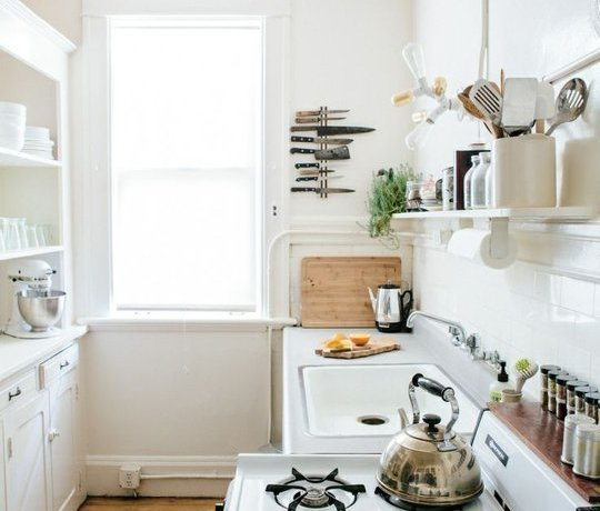Tidy Tuesday || How to Save Space in a Small Kitchen