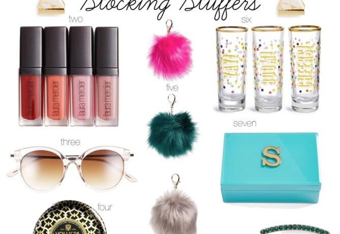Gift Guide || Stocking Stuffers