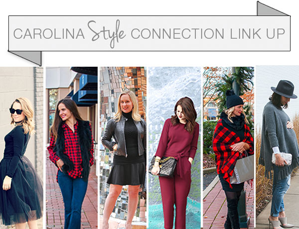 Carolina Style Connection Link Up || Get Ready for the Holidays