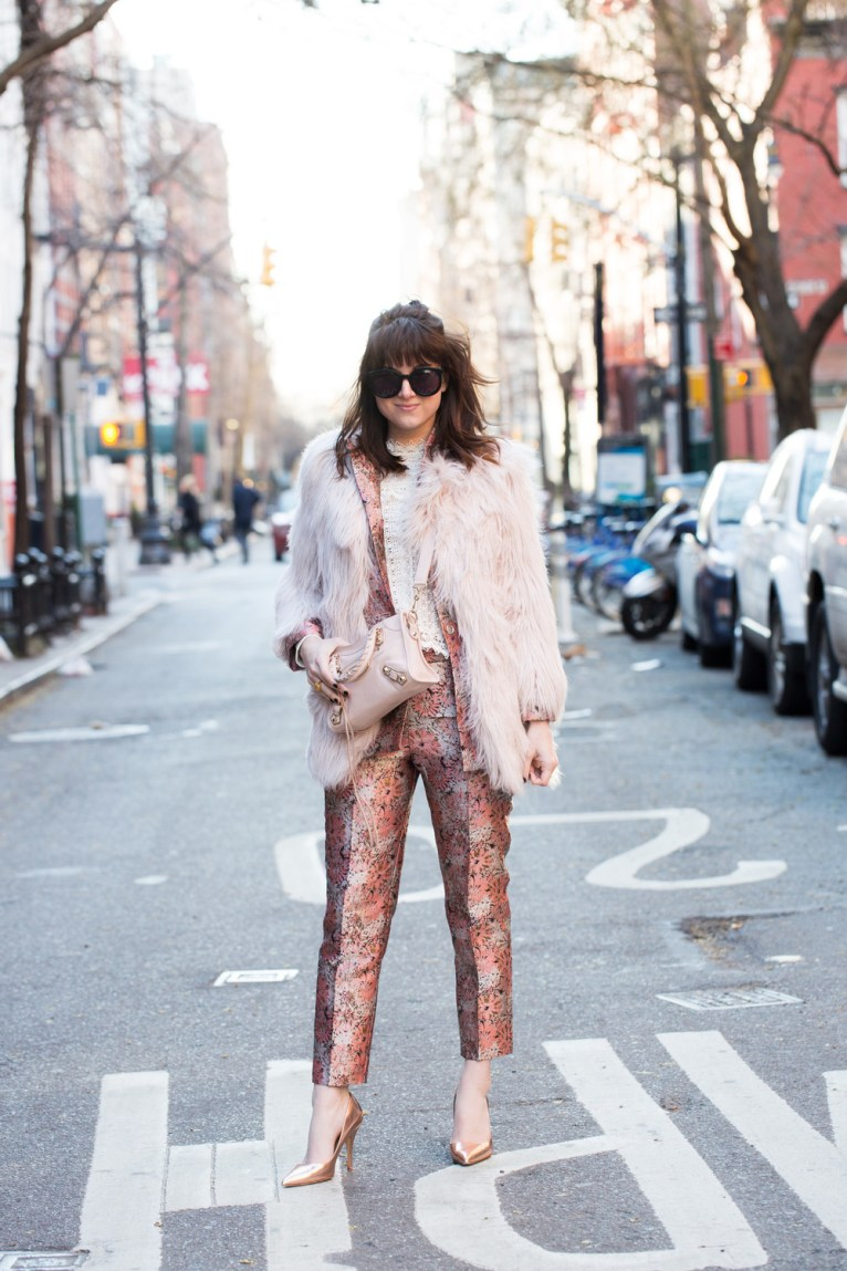 rose quartz outfit inspiration