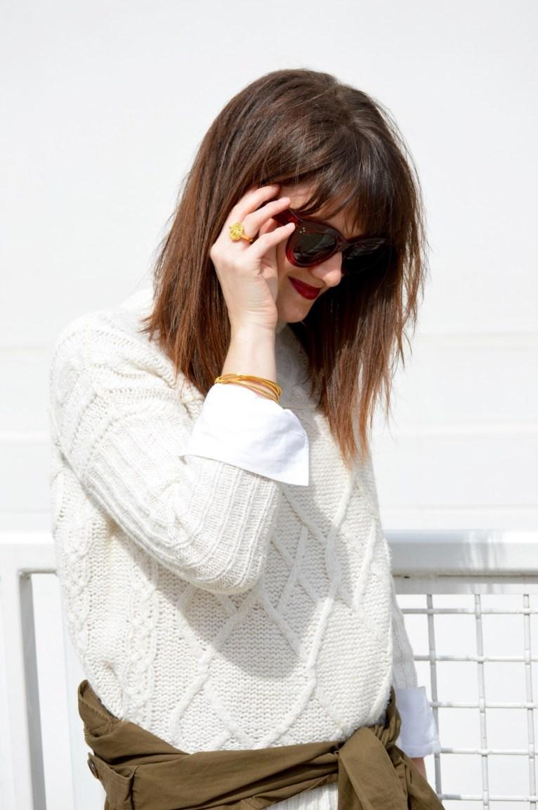 red celine sunglasses