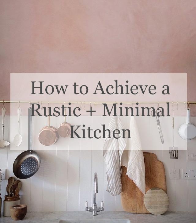 rose quartz kitchen