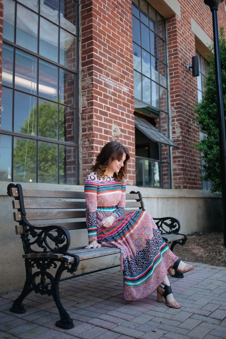Sierra Maxi Dress from Anthropologie