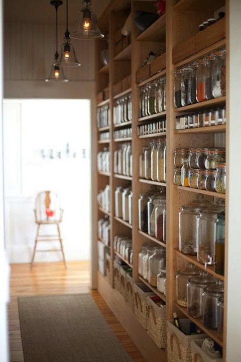 mason jar storage