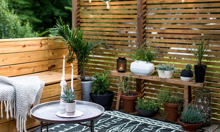 Summer Patio Style